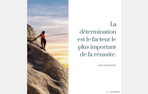 Motivation & Conseils